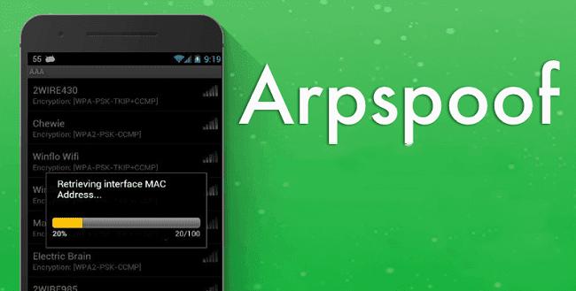 Arpspoof - Techymarvel