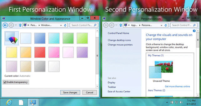 windows 10 ui customization