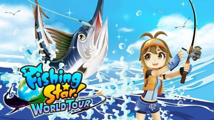 Fishing Star World Tour Nintendo Switch
