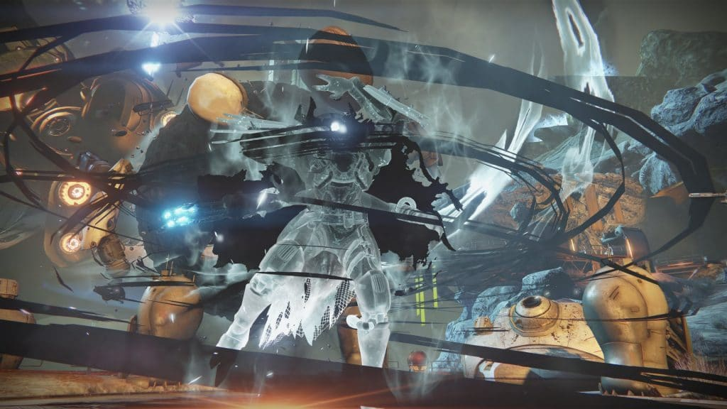 Taken Captains : destiny 2 powerful enemies