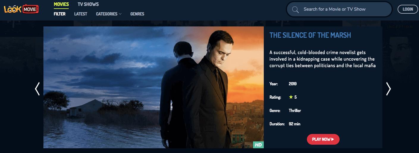 13 Best Lookmovie Alternatives To Watch Movies Online