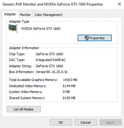 GPU Update