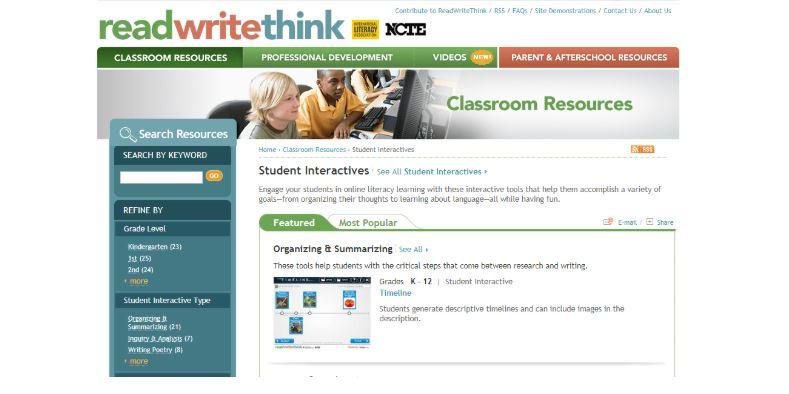 Read.Write.Think