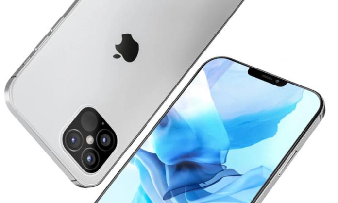 5G Apple iPhone