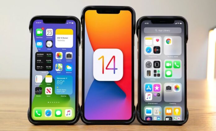 Features of the Upcoming iOS 14