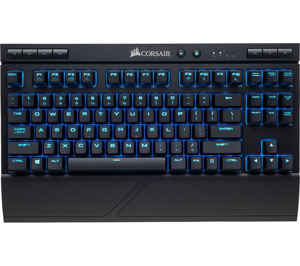 wireless gaming keyboards