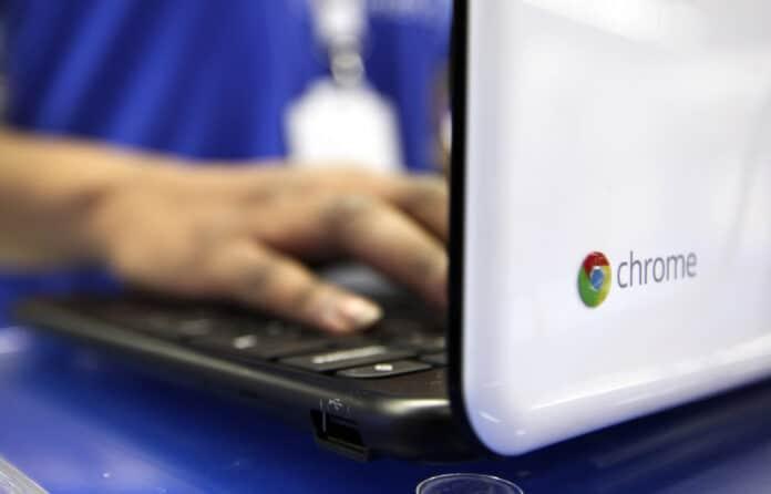 Touchscreen Chromebook