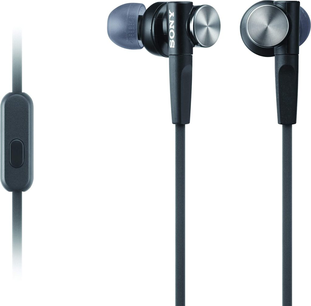 Sony MDRXB50AP Extra Bass