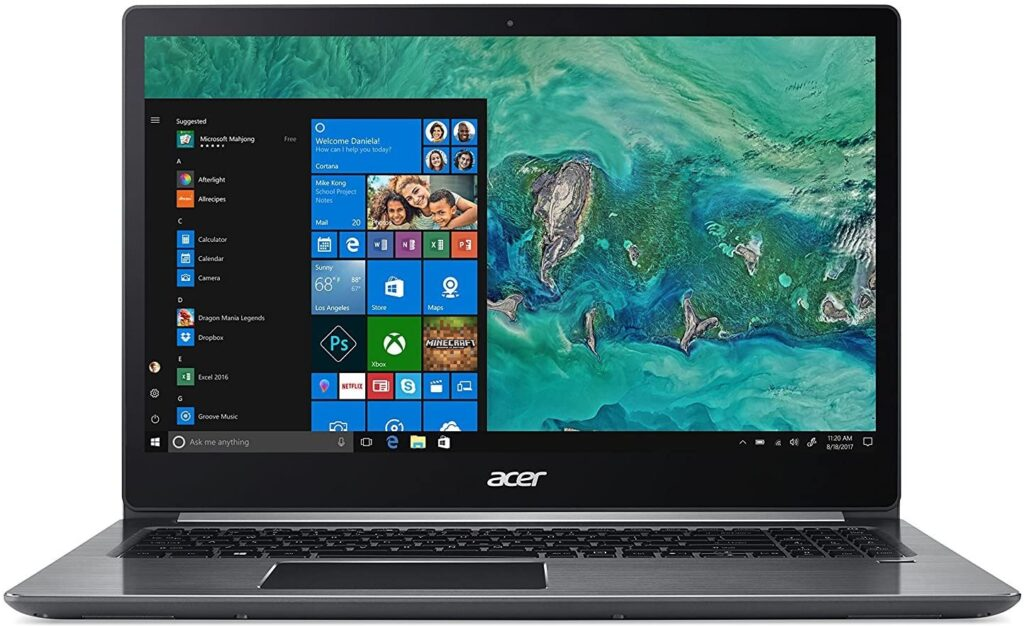Acer Swift 3 SF315