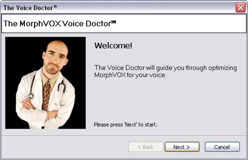 voice changer discord