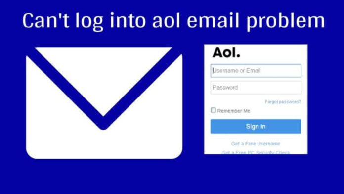 Fix Can't Login to AOL Login Mail Issues
