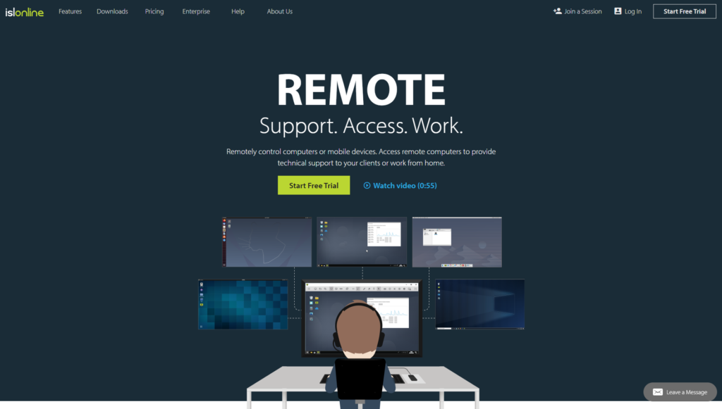 ISL Light Remote Desktop