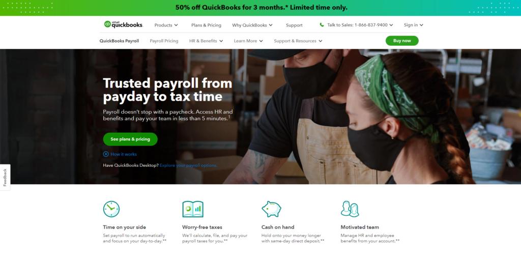 Quickbook Payroll